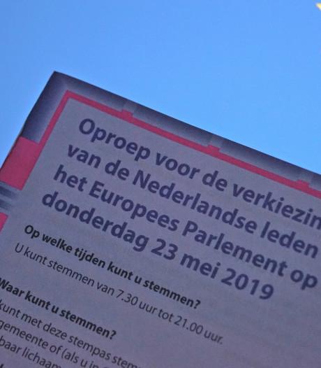 Dit zijn de 22 Euro-kandidaten uit Oost-Nederland waar jij op kan stemmen