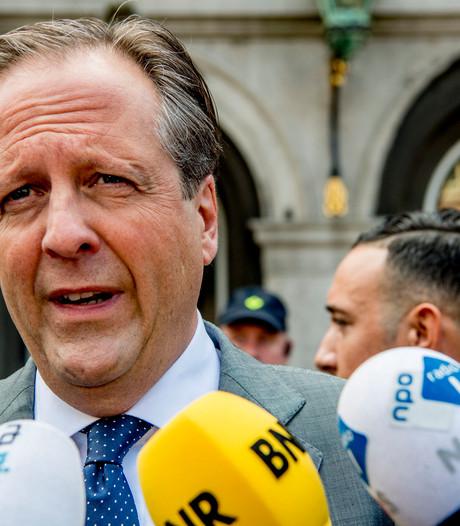Pechtold wil vijfpartijenkabinet met SP én PvdA