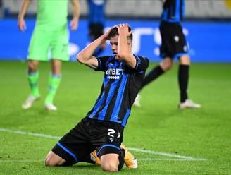 Geen zes op zes: Club mist vooral in de tweede helft de kansen en geraakt niet voorbij Lazio (1-1)