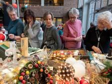 Kerstsfeer daalt neer in zorgcentrum Vlissingen
