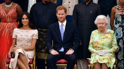 Wordt het een harde of zachte 'Megxit'? Queen houdt familieraad met Charles, William en Harry