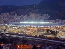 Ook Braziliaans elftal maakt geen gebruik van legendarisch Maracanã