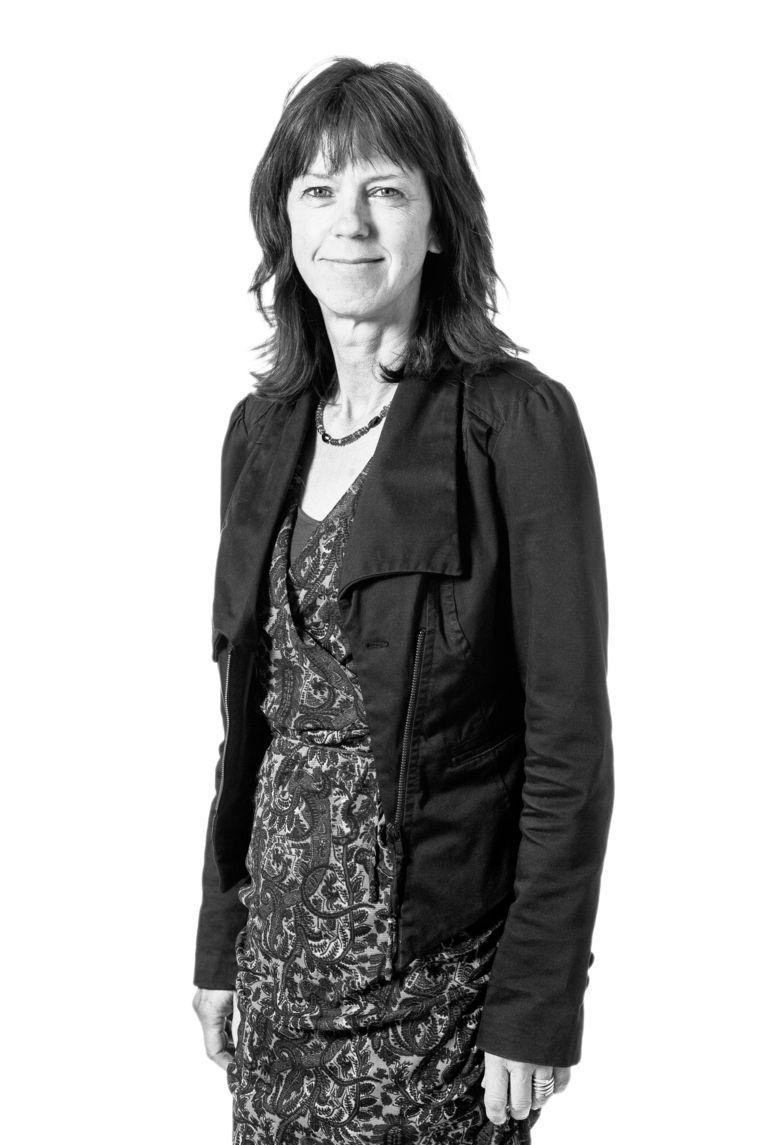 null Beeld Maureen van der Pligt is Vakbondsbestuurder bij FNV Zorg