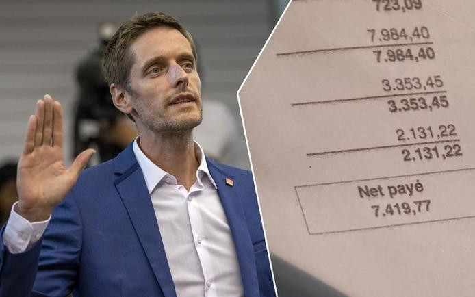 Jan Busselen, député bruxellois PTB-PVDA