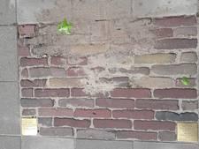 Stolperstein gestolen in Hengelo