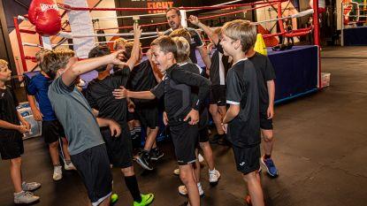 Geen voetbaltraining voor de jeugd van KSV Roeselare? Dan boksen we toch een rondje, zeker?!