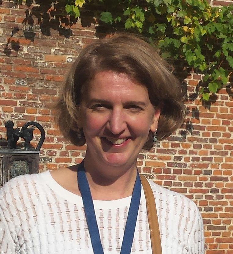 Eva Schoeters, coördinatrice van koepelorganisatie RaDiOrg (Rare Diseases Belgium)