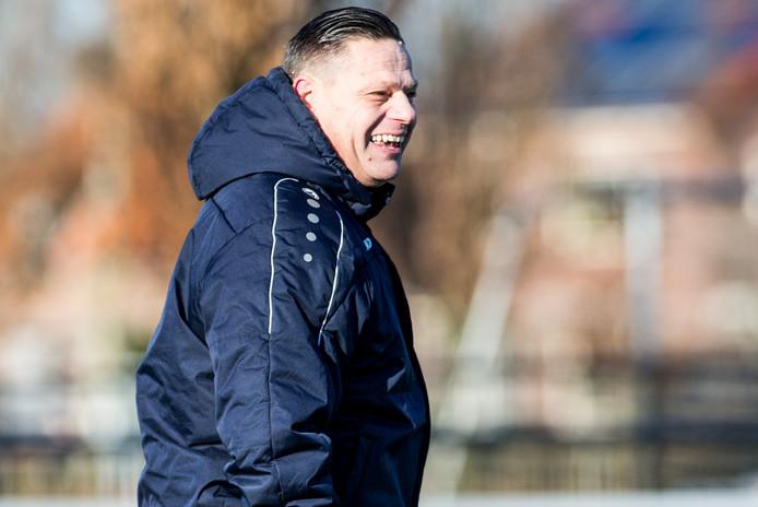 Trainer Luuk Maes verloor met zijn ploeg BVC van Alverna.