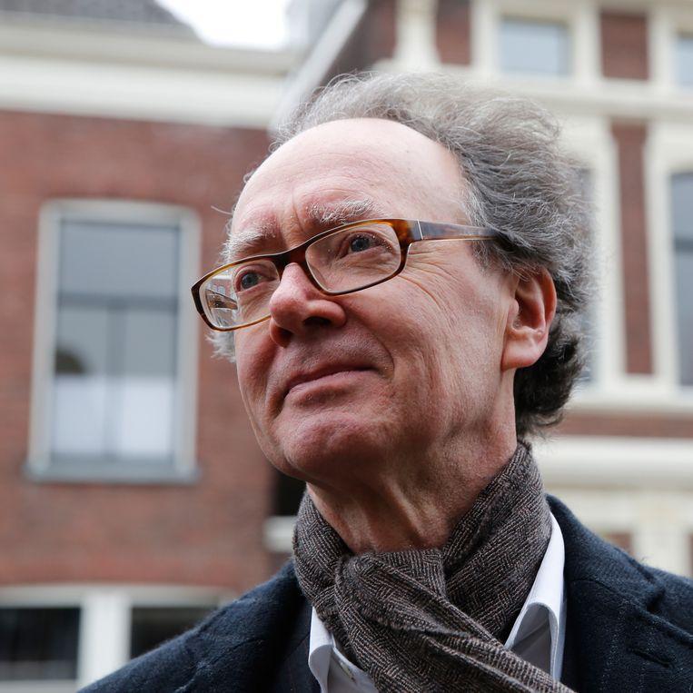Hoogleraar Frans Grijzenhout Beeld anp