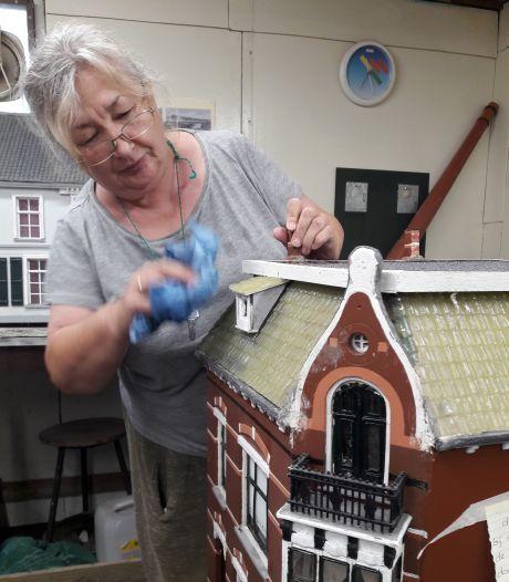 Mooie Keetje en vrolijke Gülten in Oud Oosterhout