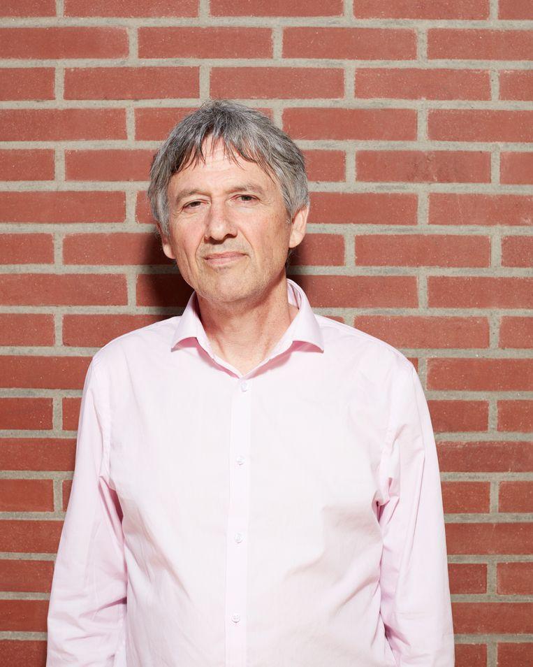 De Leidse universitair docent journalistiek Peter Burger begon tien jaar geleden met collega Alexander Pleijter het factcheckproject Nieuwscheckers. Beeld null