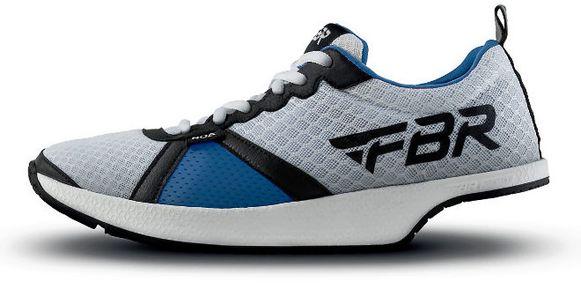 De fameuze loopschoen zonder hiel van het Spaanse FBR.