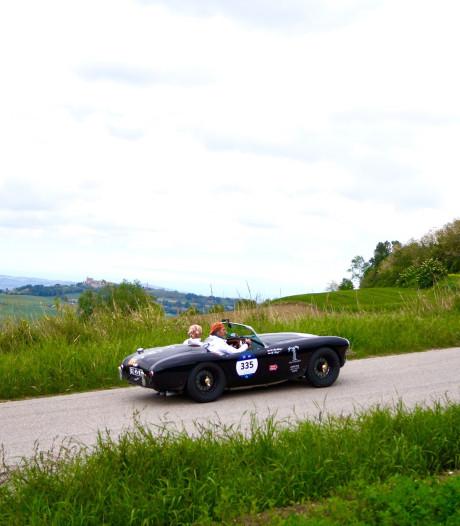 Mille Miglia trekt naar Rome en de Italianen staan te juichen