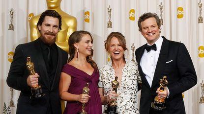 Op het toilet, in het kippenhok of verloren: waar blijven sterren met hun Oscars?