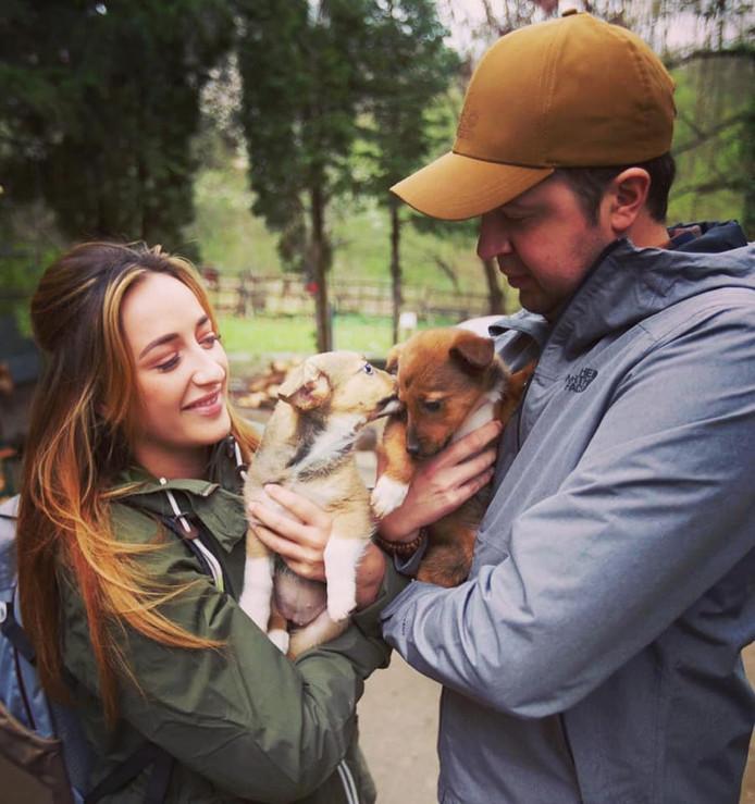 Dieter en Lissa van Happiness4dogs