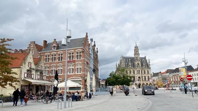 """N-VA vindt dat Oudenaarde te weinig in beeld kwam tijdens de Ronde: """"400.000 euro betaald om op televisie te komen als een verlaten stad"""""""