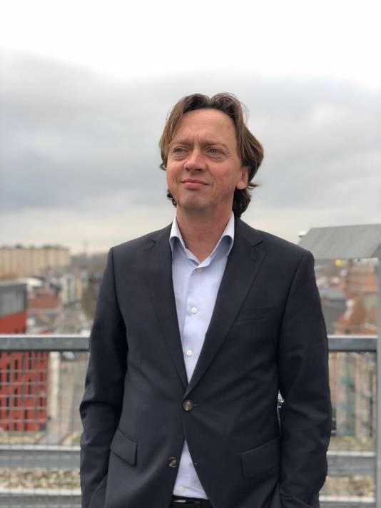 Lucas Polman, directeur van softwarebedrijf Protime.