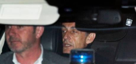Franse ex-president Sarkozy in staat van beschuldiging gesteld