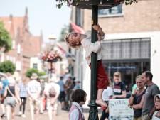 Bedelen erg lucratief tijdens Hanzefeesten Doesburg