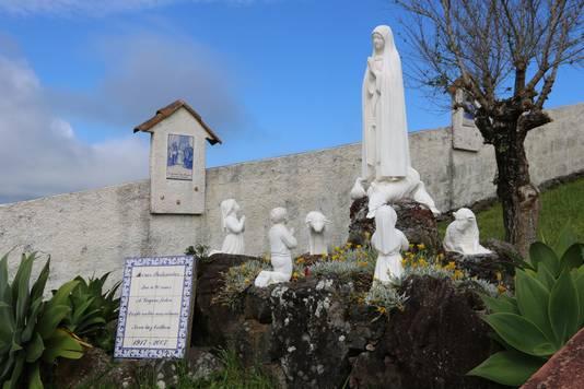 Mariabeelden overtreffen het aantal Jezusbeelden.