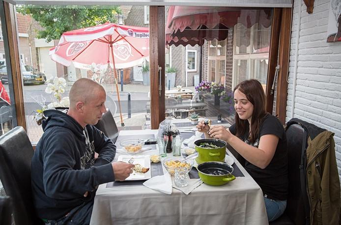Restaurant het Hoekje in Yerseke.