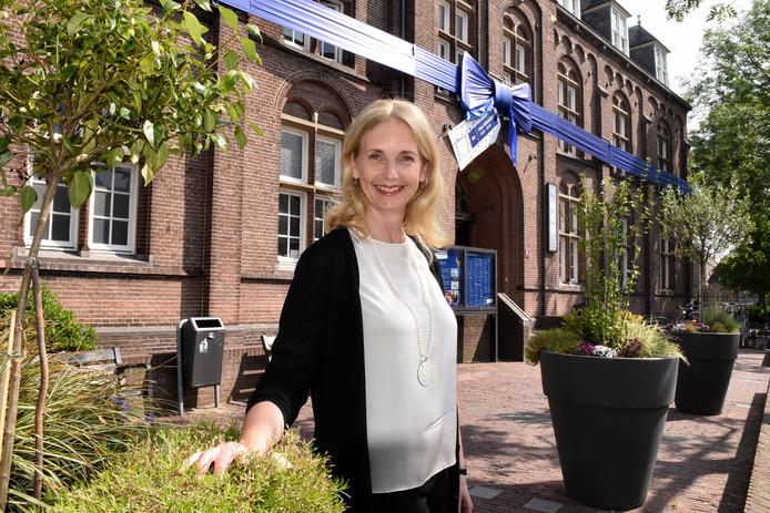 Leontien Wiering nam in het jubileumjaar van Het Klooster ontslag als directeur van het theater en het centrum voor kunsteducatie.