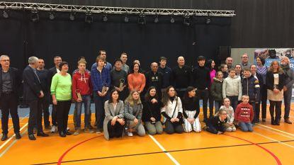 Sportprijzen in Torhout zijn voor Tibo De Zutter, Sara Vandaele en Gilbert Gevaert
