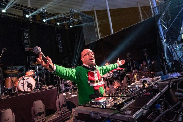 DJ Sven Ornelis komt naar Zelzate.