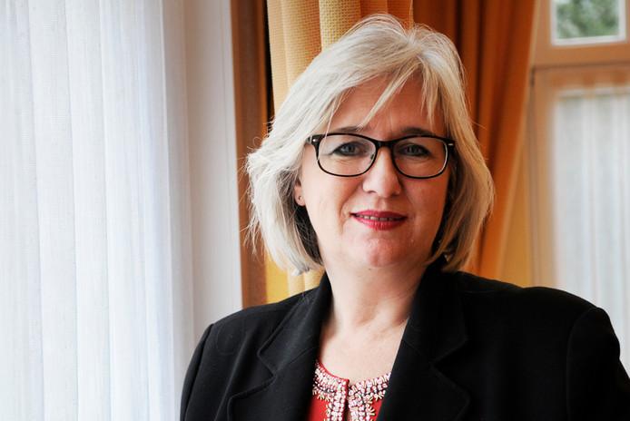Burgemeester Marianne Schuurmans