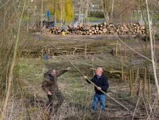 Hap voor hap verschijnt het Kamper voedselbos