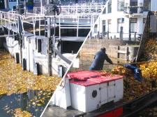 Zo blijven de Utrechtse grachten vrij van herfstbladeren