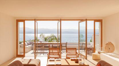 Luxueus en toch eenvoudig: gerenoveerd huis met privé-strand is perfecte vakantieplek