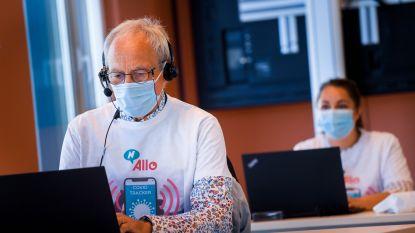 Operatie contacttracing schiet uit de startblokken: Crisiscentrum waarschuwt voor valse nummers