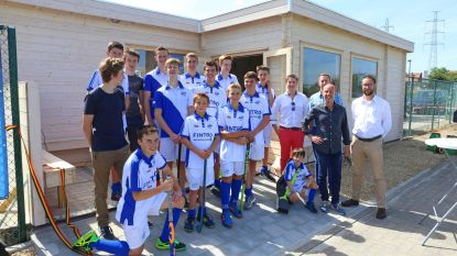 Hockey Club Blue Sox bouwt eigen clubhuis