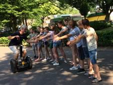 Basisschool De Rank in Veldhoven wint cursus Segway