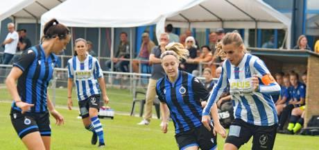 IJzendijke geeft prima partij tegen het grote Club Brugge