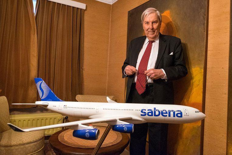 Freddy Van Gaever, vooral bekend als ondernemer in de luchtvaartsector.