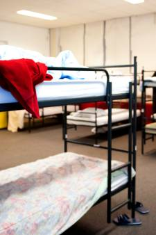 120 extra slaapplaatsen voor daklozen die door de kou niet langer buiten kunnen slapen