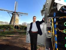 Ook Rucphen krijgt ultradunne glasvezeldraadjes