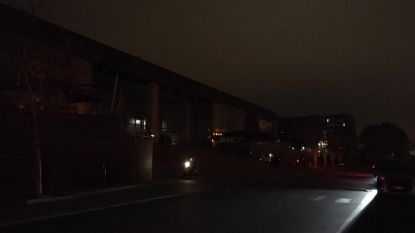 Kinepolis ontruimd door stroompanne