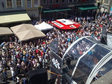 """Burgemeester Depla bij opening Breda Jazz: """"We kunnen de ogen niet sluiten voor gebeurtenissen als in Manchester"""""""
