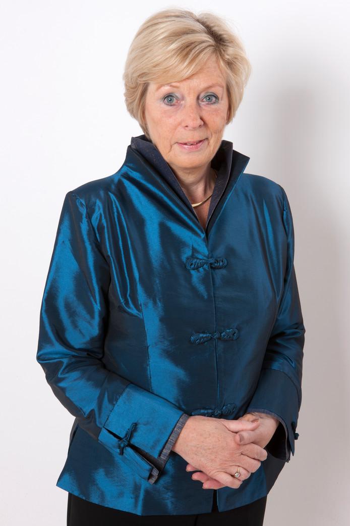 Petra van Wingerden is begonnen als waarnemend burgemeester van Apeldoorn.