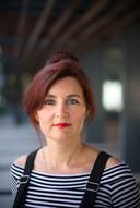 Psycholoog/criminoloog Ilse van Leiden.