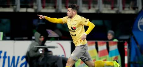 Spits Denis Mahmudov ruilt Armeense club in voor KSV Roeselare