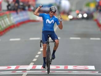 Movistar heeft eerste etappezege in Vuelta beet: Marc Soler soleert naar winst, Roglic verstevigt leidersplaats