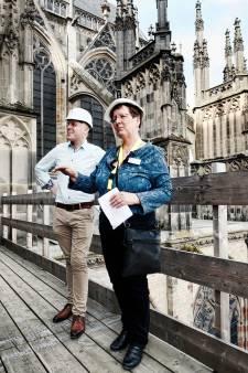 Daar waar niemand mocht komen: dak en zolder van de Domkerk nu ook open voor publiek