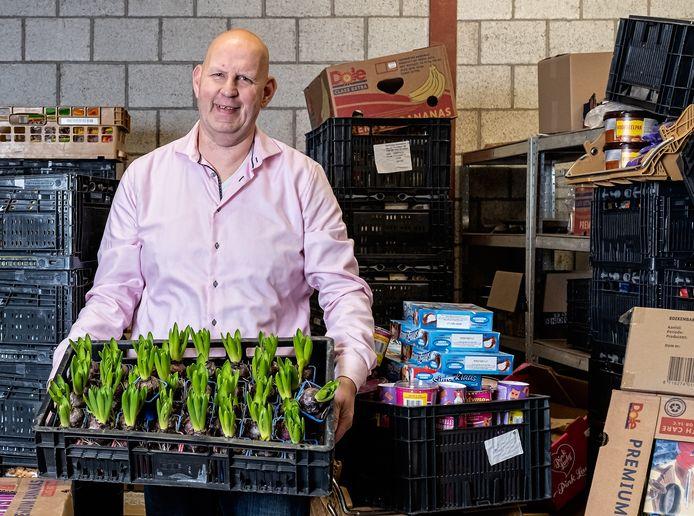 Jacco van den Essenburg is directeur van de stichting die zich inzet voor minderbedeelden.