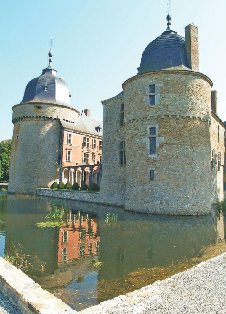 In de waterburcht van Lavaux-Sainte-Anne is een museum van de jacht ondergebracht.