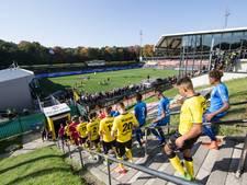 Stadionverbod dreigt voor racistische fans VVV