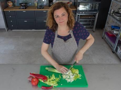 Marjolein kookt voortaan voor Jan en alleman in haar eigen kookstudio